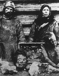 Kanibalismus v Sovětském svazu. Hladomor na Ukrajině.