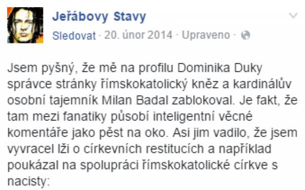 K Dominiku Dukovi