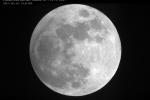 Polostínové zatmění Měsíce 10. - 11. února 2017 (10. 2. 2017 / 23:35 SEČ)