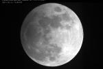 Polostínové zatmění Měsíce 10. - 11. února 2017 (11. 2. 2017 / 01:08 SEČ)