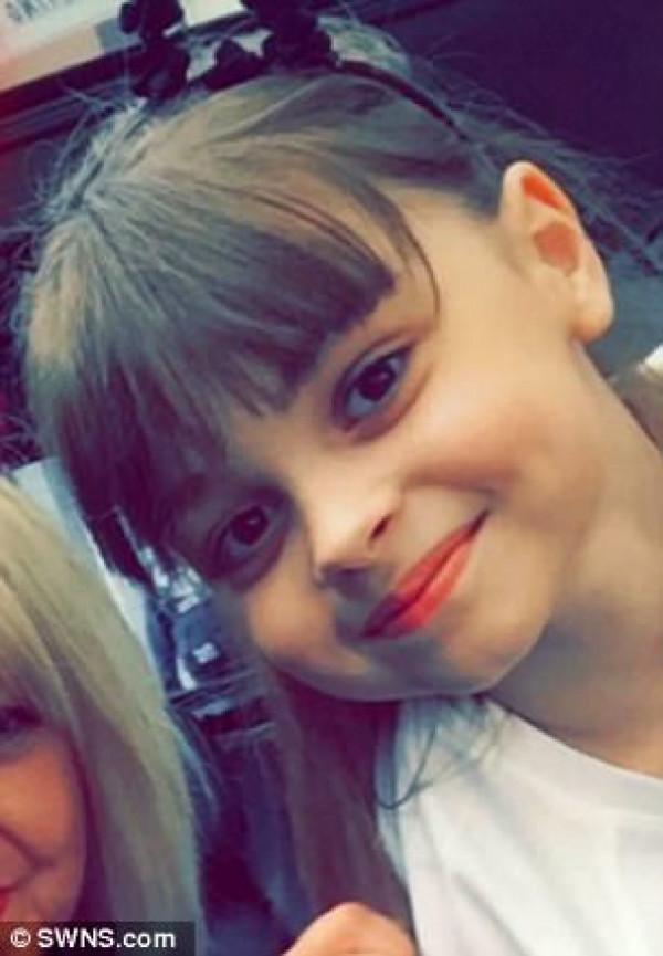 Nejmladší oběť útoku v Manchesteru