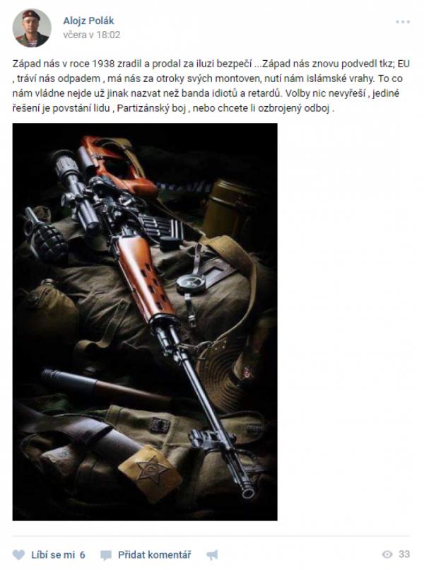 Ozbrojený odboj