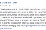 Okamura o demagog.cz