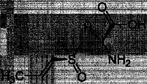 Obrázek: Isoaliin, Zdroj: Jü [CC0], https://upload.wikimedia.org/wikipedia/commons/c/c4/Isoalliin_Structural_Formula_V.1.svg