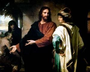 Kristus a bohatý mládenec