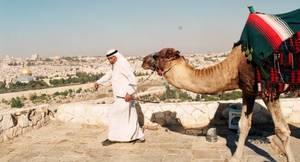 Byznys nad Jeruzalémem