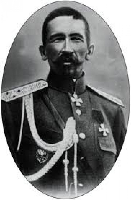 Lavr Georgijevič Kornilov  (1870 – 1918) ruský carský a bělogvardějský generál a strůjce kontrarevolučního puče. Dne 13. dubna 1918 usmrcen granátem. Nechvalně proslul výroky