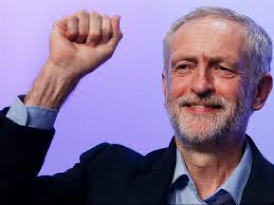 Jeremy Corbyn (nar. 1049), od září 2015 předseda opoziční Labouristické strany. Patří mezi členy tzv. levicového křídla strany. Ve funkci nahradil Eda Milibanda , který rezignoval po prohře Labouristů ve všeobecných volbách. Prokázalo se však jeho propojení se sionistickou lobby.