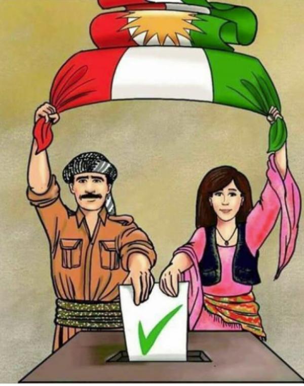 Kurdský referendum