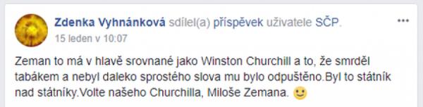 Český Churchill