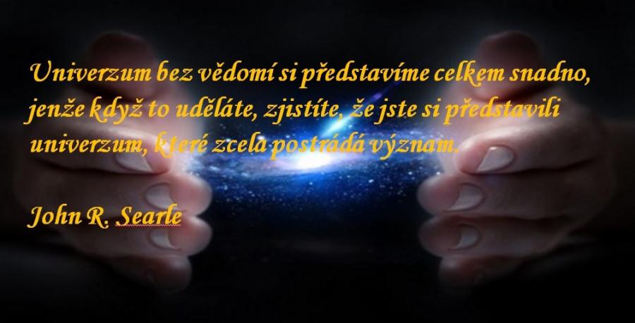 Citát J. R. Searle