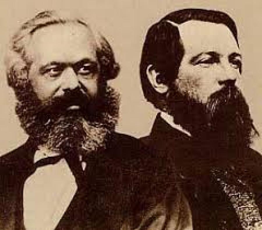 Karel Marx se narodil 5.května 1818 v Trevíru (Porýnské Prusko). Jeho otec byl advokát, žid, ale v roce 1824 přestoupil k protestantům. Rodina byla zámožná, vzdělaná, ale ne revoluční. Když Marx dokončil gymnázium v Trevíru, vstoupil nejprve v Bonnu a potom v Berlíně na univerzitu, kde studoval práva, ale především historii a filozofii. Studia dokončil v roce 1841 obhajobou doktorské disertace o Epikúrově filozofii [97]. Svými názory byl tehdy Marx ještě hegelovským idealistou. V Berlíně patřil ke skupině
