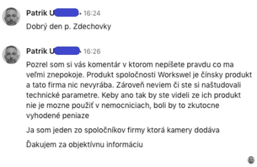 Reakce ze Slovenska plná negativ vůči české konkurenci.