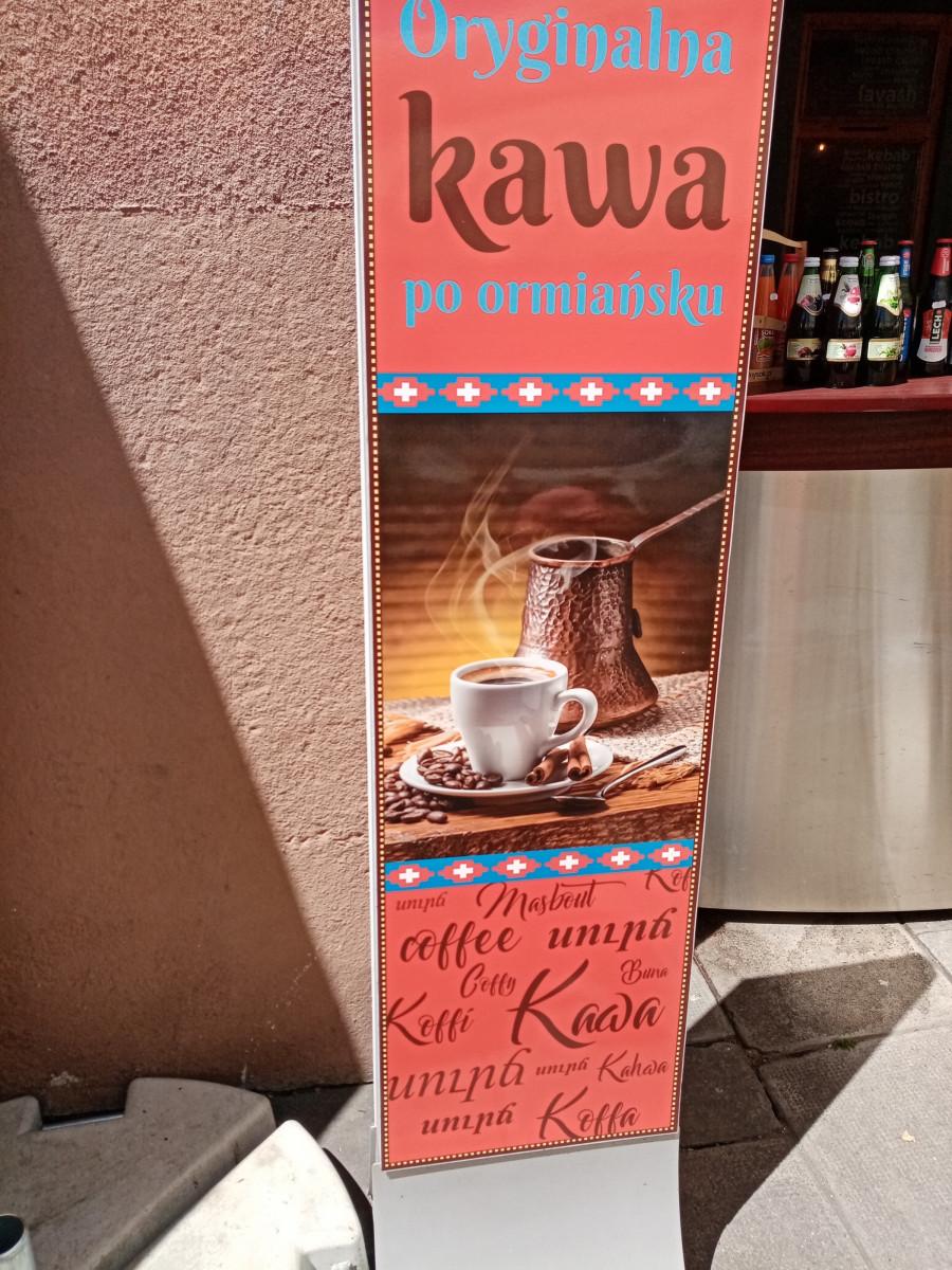 Arménská káva