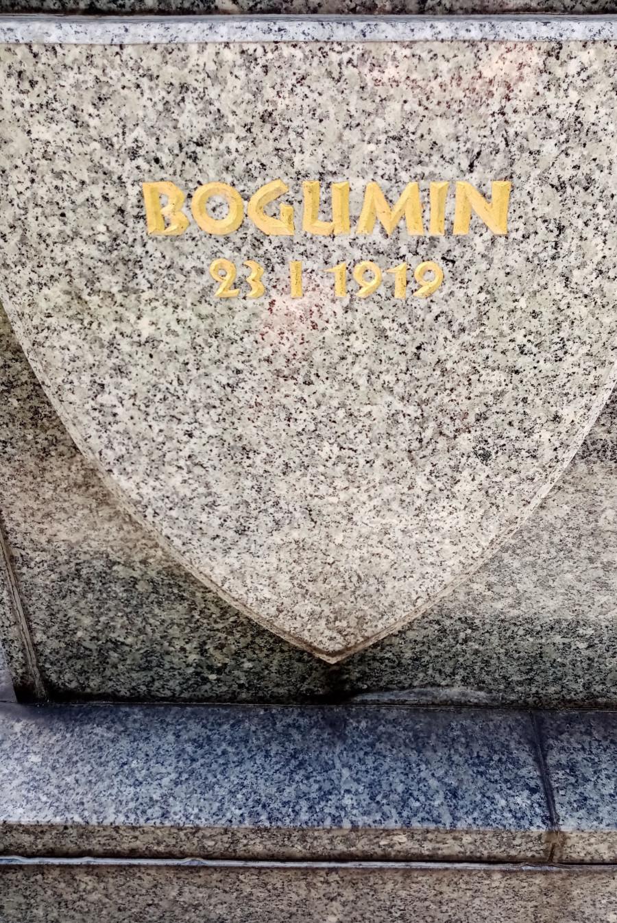 padlí u Bohumína