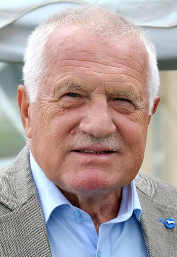 Profesor Václav Klaus, zdroj: cs.wikipedia.org, autor: David Sedlecký, licence:https://creativecommons.org/licenses/by-sa/4.0/