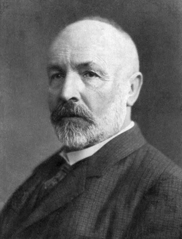George Cantor, zakladatel klasické teorie množin