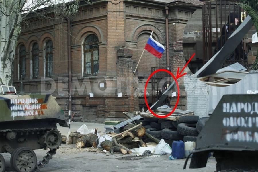 Foto stejné budovy z externího zdroje