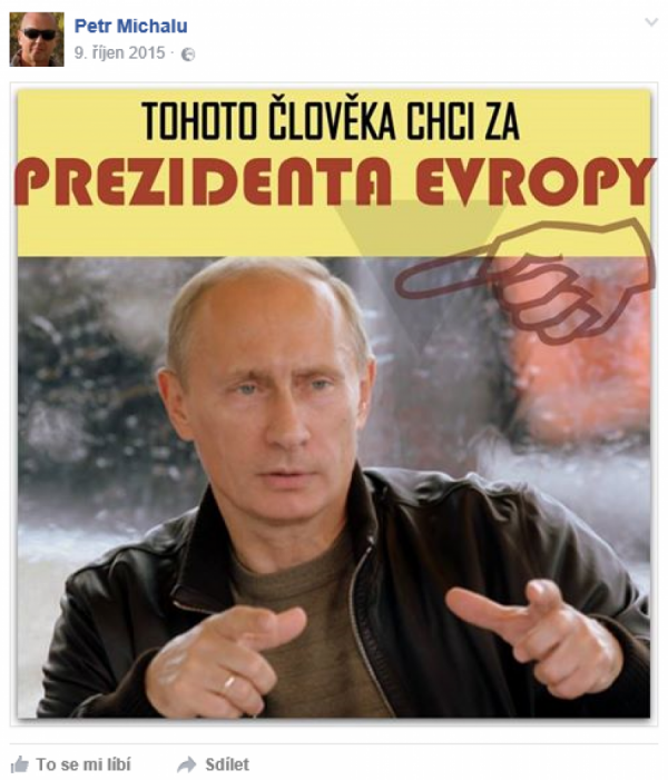 Prezident Evropy