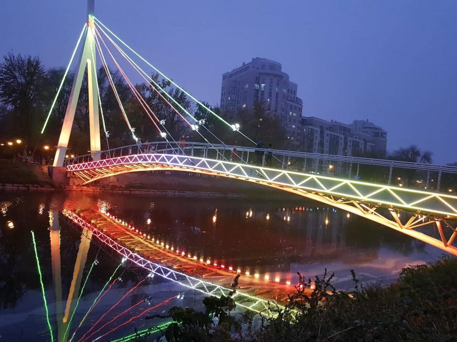 Most zamilovaných, Charkov