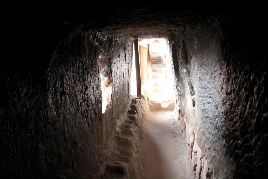 Spojovací tunel