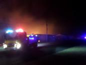 Austrálie -  Jaké to je,  když vám 60 metrů od domu hoří