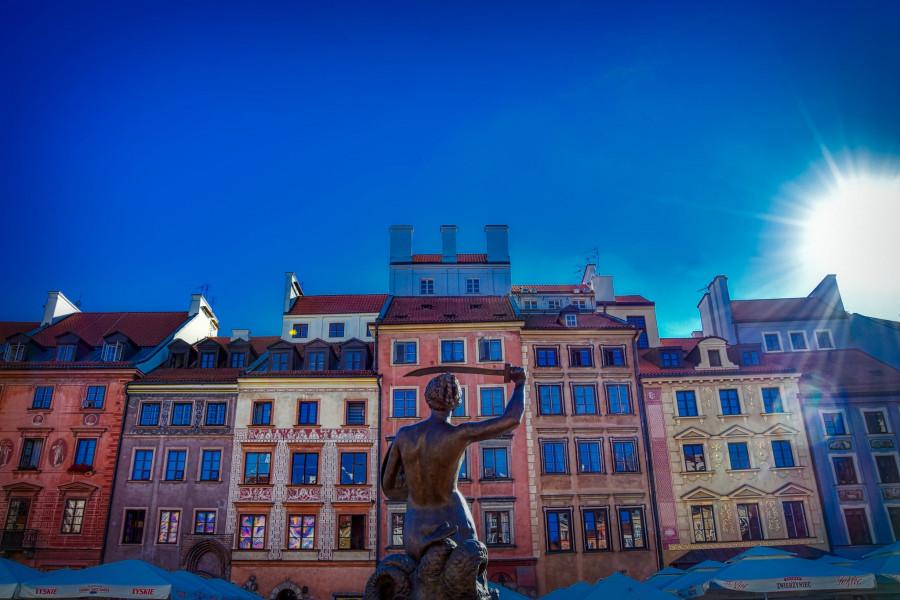 Varšavská Syrena.