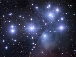 otevrena hvezdokupa Plejády