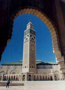 Casablanka...