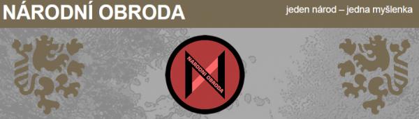 Logo tzv. Národní obrody