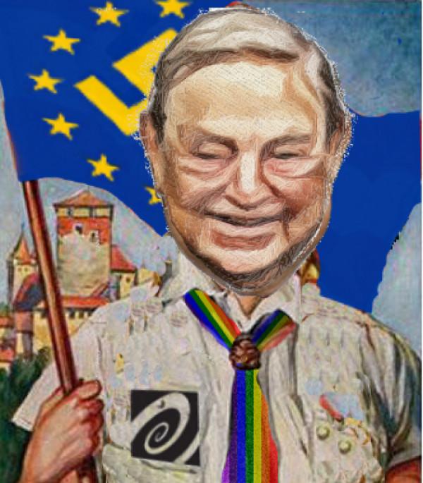 George Soros:  vůdce impéria politických neziskovek