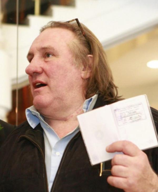 Podezřely občan EU s nalezenym ruskym pasem