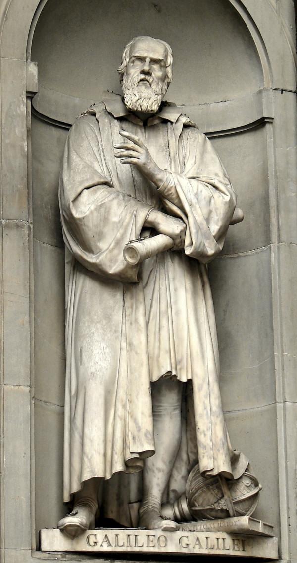 Socha Galileiho