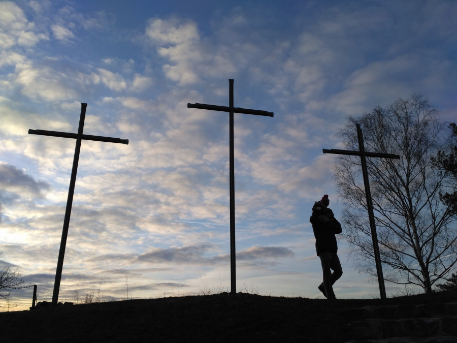 kříže v Družci,nová paměť místa ?