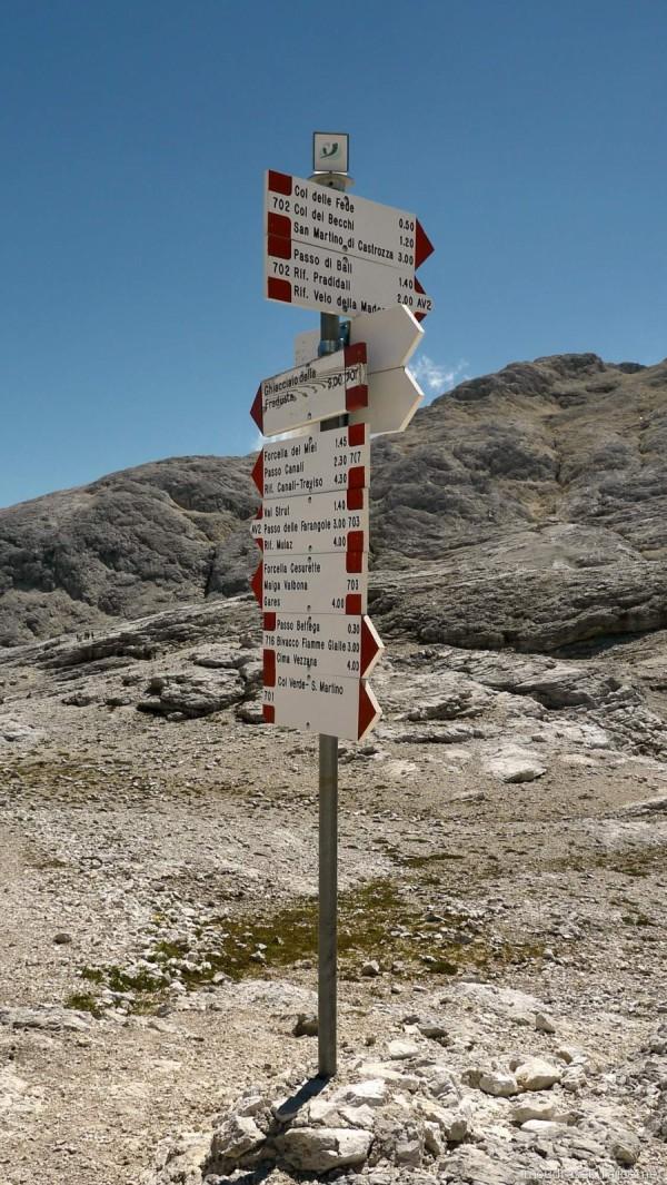 Dolomity Mapy A Mistni Znaceni Blog Idnes Cz