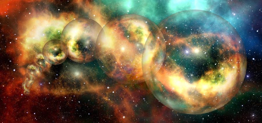 Multivesmír obsahující (konečně) mnoho vesmírů je velmi pravděpodobný až jistý.