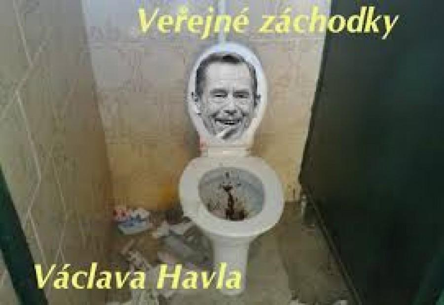 """Kdo je Václav Havel?  Václav Havel se narodil 5.října 1936 v rodině milionářských zazobanců. Barrandovské filmové ateliery, restaurační podniky Lucerna, myslivna Havlov na Českomoravské vysočině, k níž patřilo 1.400 hektarů lesa, které si pan Havel každý rok pronajímal, domy na pražském nábřeží – to všechno bylo majetkem rodu pana Havla. A pro začátek to stačilo. Vykořisťováním zaměstnanců by se jistě majetek dále rozrostl. Jenže... Jenže přišel rok 1945 a po něm rok 1948. A tato léta pořádně zamíchala karty osudu Havlovic rodu.   A Václav Havel po průměrně započatém  studiu na jedenáctileté střední  škole odešel pracovat do Ústavu paliv a vody v Praze. Zde dokončil večerní studium na střední škole a po maturitě se přihlásil a byl přijat na ekonomicko-inženýrskou fakultu ČVUT. Tak velkoryse se tedy náš socialistický stát zachoval k milionářskému synkovi, který u nás údajně postrádá dostatek demokracie. Nicméně Václav Havel však zjistil, že jeho rozhodnutí bylo mylné, a ještě před ukončením čtvrtého semestru z fakulty odešel.  Po návratu z vojenské základní služby pracoval Havel v Praze v divadle ABC jako jevištní technik; později vykonává tutéž práci v pražském Divadle Na zábradlí. V roce 1961 začal dálkově studovat na Akademii múzických umění obor dramaturgie, což zřejmě dalo důvod k tomu, aby postoupil i v divadle: z jevištního technika se stal lektor a pomocný dramaturg.   Václav Havel udržoval po celou tu dobu řadu """"zajímavých styků"""" s lidmi v kapitalistických státech. V Mnichově žil – až do smrti v roce 1968 – jeho strýc Miloš a ve Spojených státech (později v Argentině) jeho druhý strýc Ivan Vavřečka. Oba dva emigrovali z Československa po roce 1948. Tedy poté, kdy jim byl znárodněn majetek, čímž ztratili politickou moc a vliv. Václav Havel se však nestýkal jen se svými příbuznými, ale jejich prostřednictvím také s mnoha jinými lidmi dosud je útočištěm i místem schůzek československé emigrace a dodejme i místem, kde se připravovaly nejrůznější akce proti našem"""