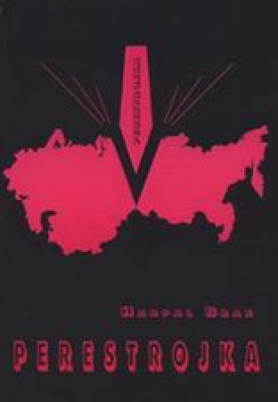 Knihu Perestrojka - naprostý kolaps revizionismu vydalo roku 2002 středočeské nakladatelství Orego