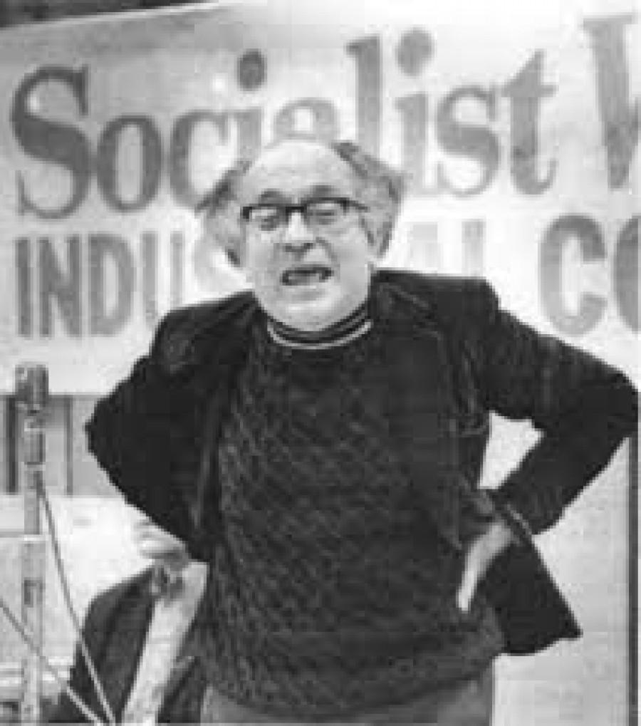 Tony Cliff (vl. jm. Yigael Gluckstein) (1917 -2000): trockistický aktivista. Narodil se v židovské rodině v Palestině. V mládí nikdy nevstoupil do Komunistické strany Palestiny a roku 1947 se přestěhoval do Velké Británie. Zakládající člen Socialist Review Group, jež se změnila právě v SWP a jíž se nakonec stal v roce 1977 Cliff vůdcem.