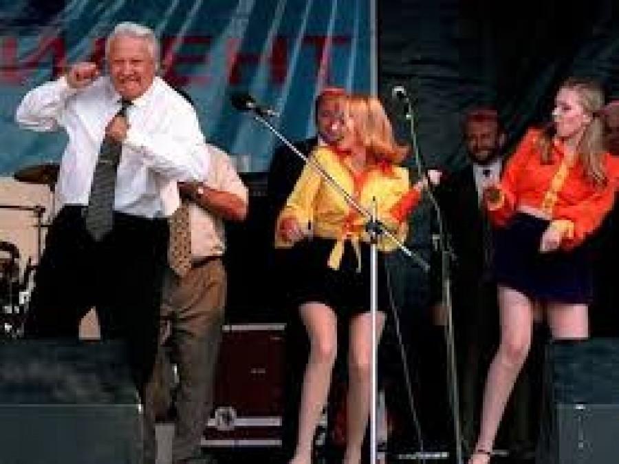 Vodka Jelcin aneb Car hraje prezidenta
