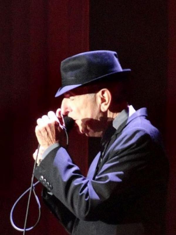 L. Cohen v Praze