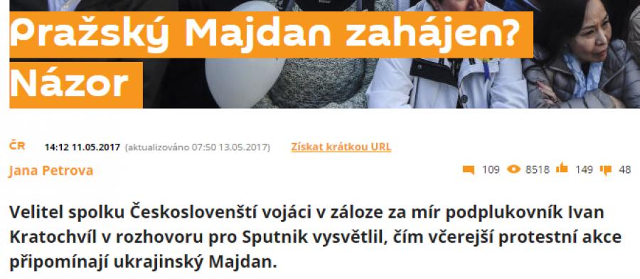 Majdan jede