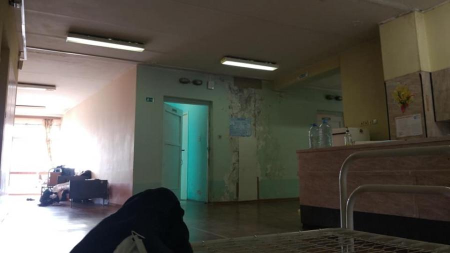 Boltkinova nemocnice v Sankt Petěrburgu