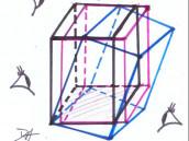 Není objektivní stůl jen chomáč pohledů? Je trojrozměrný předmět opravdu 3D?