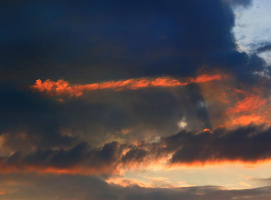 Vyprávění zapsané na ranním nebi