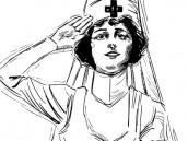 Jakým způsobem školí Červený kříž dobrovolníky do nemocnic