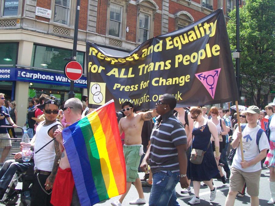 Gay Pride London, 3 July 2010.